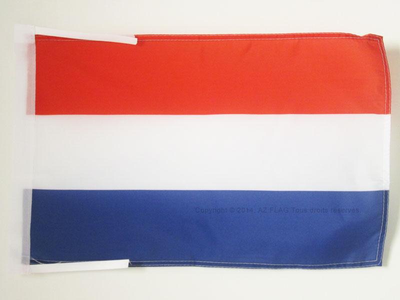 Drapeau de Bateau palestinien 30 x 45 cm AZ FLAG Pavillon Nautique Palestine 45x30cm