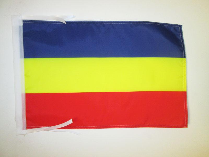 FLAGGE RUSSISCHE STREITKRÄFTE 45x30cm mit kordel RUSSLAND FAHNE  30 x 45 cm
