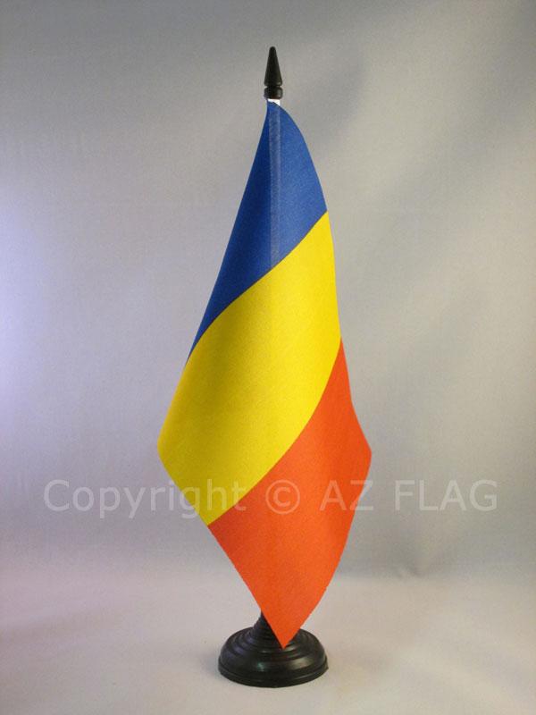 Piccola BANDIERINA TIBETANA 14 x 21 cm AZ FLAG Bandiera da Tavolo Tibet 21x14cm