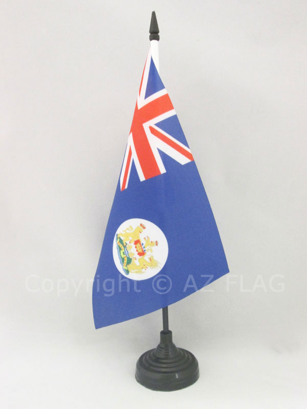 AZ FLAG TISCHFLAGGE MAZEDONIEN ALT 21x14cm flaggen MAKEDONISCHE TISCHFAHNE 14 x 21 cm