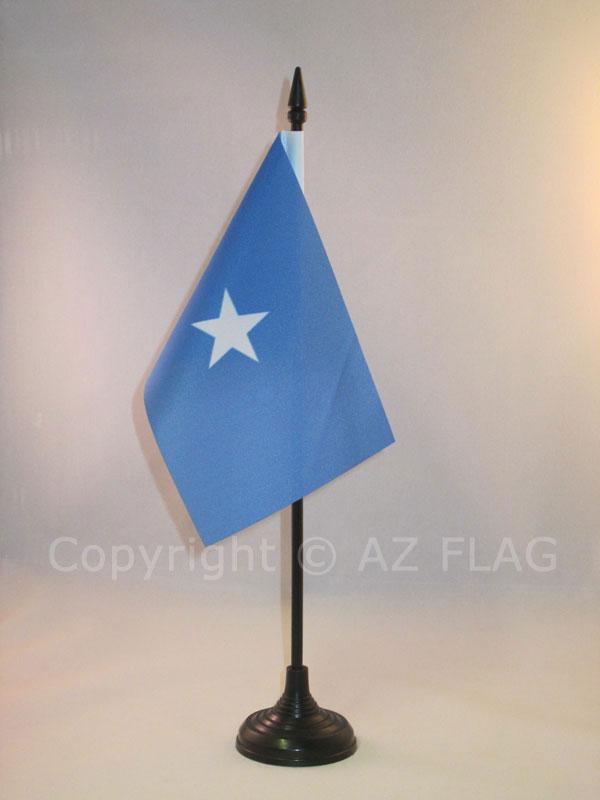 Somaliland Flag Choice Polyester 5x3/' 3x2/',Hand Flag,Table Flag.Free P/&P