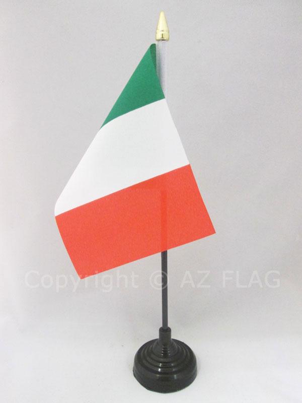 flaggen LIECHTENSTEINISCHE TISCHFAHNE 10 x 15 cm AZ FLAG TISCHFLAGGE Liechtenstein 15x10cm goldene splitze